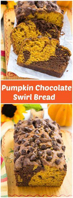 Pumpkin Chocolate Sw
