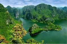 Trang An - UNESCO Natural Heritage