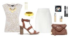 """""""Gold"""" by dmiddleton ❤ liked on Polyvore"""