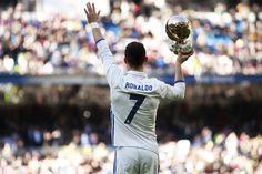 @CR7 #Cristiano #BallonDOr 2016 #9ine
