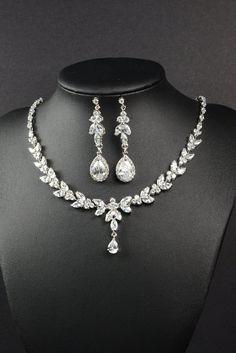 TheFabulousJewelry Bridesmaid jewelry Rose and Gold