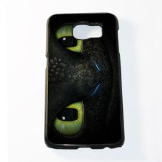 Toothless How To Train Your Dragon Samsung Galaxy S6 and S6 Edge Case – Resphonebility