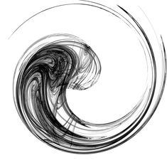 Ying Yang Fractal Transparency - Ying Yang Fractal Transparency by on DeviantArt - Zen Tattoo, Tatoo Henna, Body Art Tattoos, Tattoo Drawings, Circle Tattoos, Tatoos, Ying Yang, Arte Yin Yang, Yin Yang Art