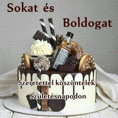 Happy Birthday, Birthday Cake, Name Day, Studio, Food, Happy, Happy Brithday, Urari La Multi Ani, Birthday Cakes