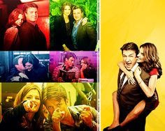 castle and beckett. <3