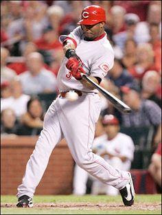 Ken Griffey Jr. - Best swing in ALL of baseball!