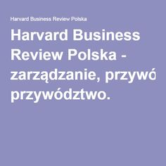 harvard business review human resources articles