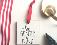 Robin Plemmons - Be gentle and kind