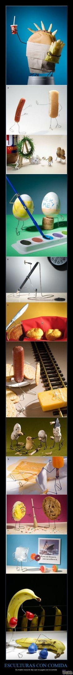 food art at its best