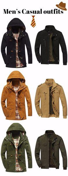 Up to 80% OFF! Drawstring Hooded Field Jacket. Zaful, zaful shop, tops, mens top,men fashion,man hoodies, mens hoodies, man sweatshirts, man tops, man hoodies casual, man outfits, hoodies men swag, hoodies men pullover, jackets men, t-shirts,mens shirts,long sleeve t shirts,v neck t shirts, denim jacket, winter outfits,winter fashion,fall outfits,fall fashion, halloween costumes,halloween,halloween outfits,halloween tops,christmas,thanksgiving,gifts. @zaful Extra 10% OFF Code:ZF2017