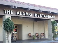 The Alamo Restaurant, Newbury Park CA