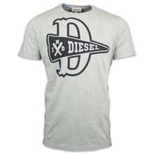 Diesel T-TDR Tee - Grey