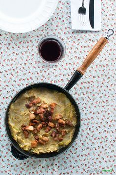 Trinxat de la  Cerdanya recepta