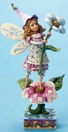 Heartwood Creek Flower Fairy by Jim Shore