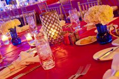 Thank you http://www.jmccharleston.com/ for submitting your event photos with our Imperial Taffeta Fabric!