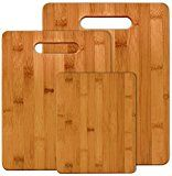 #9: Bamboo Cutting Boards (Set of 3) - Fruit Veggies Meat Chopping Board - By Utopia Kitchen http://ift.tt/2cmJ2tB https://youtu.be/3A2NV6jAuzc