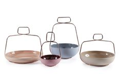Products we like / Vase / Copper / tabletop / furniture design / champagne cork case / by muselet collection / at designboom