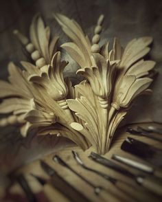 In case you are searching for terrific suggestions regarding working with wood… Grisaille, Make Design, Architectural Elements, Bronze, Wood Sculpture, Wood Carving, Wood Art, Wood Crafts, Hand Carved