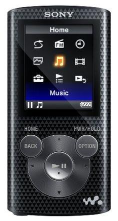 Sony NWZE383 4 GB Walkman MP3 Video Player (Black) Sony http://www.amazon.com/dp/B00ECRRB8G/ref=cm_sw_r_pi_dp_rSmqub19PTKEW