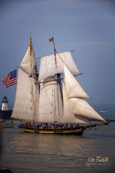 """500px / Photo """"Pride of Baltimore II"""" by Keny Busch"""
