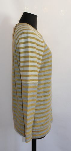 awesome LOFT STRIPE TOP NEW WITH TAGS