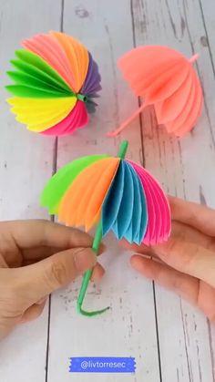 Diy Crafts Hacks, Diy Crafts For Gifts, Creative Crafts, Fun Crafts, Handmade Crafts, Quick Crafts, Amazing Crafts, Diy Arts And Crafts, Paper Crafts Origami