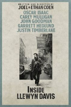 Take a look at the latest trailer for the new Coen brothers film Inside Llewyn Davis starring Oscar Isaac, Carey Mulligan, Justin Timberlake and Garrett Hedlund, due for UK release in January Oscar Isaac, Streaming Movies, Hd Movies, Movies And Tv Shows, Watch Movies, Movies Free, Oscar Movies, Movies 2014, Streaming Vf