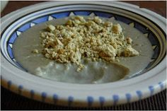 Recette 100% Tunisienne: Recette du Crème de sorgho (recette tunisienne droô):