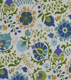 Outdoor Fabric-Solarium Sahalie Opal & Outdoor Fabric at Joann.com
