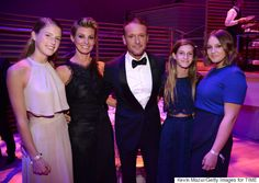 Tim McGraw And Faith Hill's Daughters Were The Best-Dressed Teens At Time 100 Gala