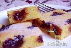 Zalai kukoricamálé - Kukoricaprósza 5. Gf Recipes, Kaja, Paleo Dessert, Something Sweet, French Toast, Sweet Tooth, Cheesecake, Good Food, Sweets