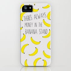 Arrested Development : There's Always Money in the Banana Stand iPhone & iPod Case by Katie Wohl | Society6