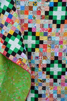 Emerald City by Quilt it