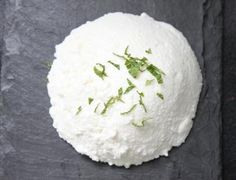 Make Goat Cheese with Two Ingredients: Milk and Lemon: Goat Cheese Made with Lemon Juice