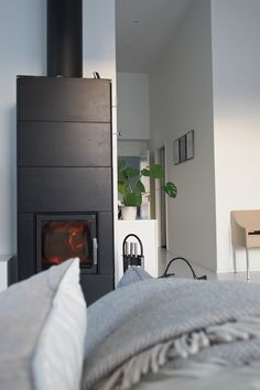 Hannas Home / Renovation and interior projects for the year 2017 / Nordpeis Salzburg fireplace
