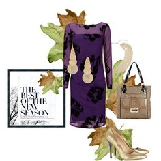 """""""Queen of Purple"""" by catherine-bromley on Polyvore"""