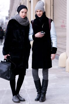 79 Incredible Model-Off-Duty Street Style Outfits From New York FashionWeek | StyleCaster
