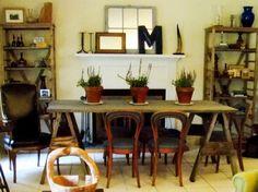 Mesa o escritorio DIY
