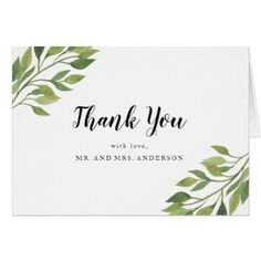 Wedding Thank You and Christmas Card Combined