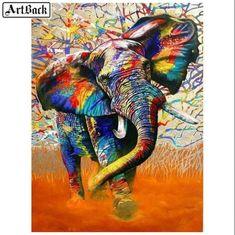 35 Best Elephant Diamond Painting Images In 2020 Elephant