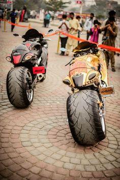 Fat Tyre Busa Duo 😋😋