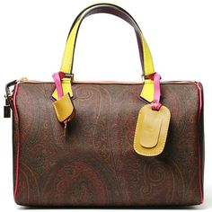 Etro Handbags looks Fabulous!  #luxury #handbags #africanfashion