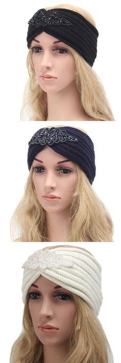 Hair Accessories Baby Girl Elastic Bowknot Headband Hair Band Bohemia Headdress Hair Accessories Para El Cabello Scrunchie Turban Headband Toka Moderate Price