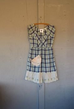 15 off medium Romantic dress upcycled by lillienoradrygoods, $62.50