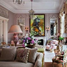 28 Maximalist Rooms :: This is Glamorous