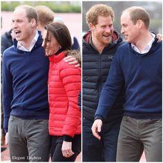 Did Harry beat William?