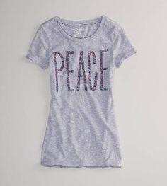 AE Peace Favorite T