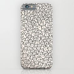 Buy A Lot of Cats by Kitten Rain as a high quality iPhone & iPod Case. Worldwide shipping available at Society6.com. Just one of millions of products…