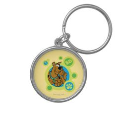 Scooby-Doo Circles SD Badge. Regalos, Gifts. #llavero #KeyChain