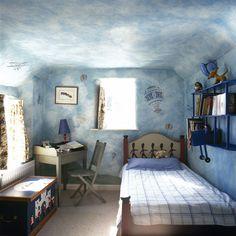 Contemporary Kids Room Photo - Lonny